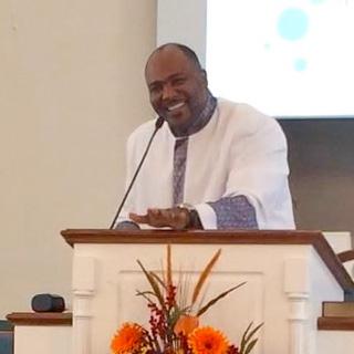 Pastor Michael Alston